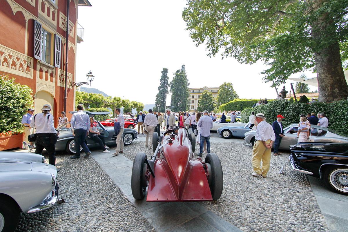 Concorso d'Eleganza Ville d'Este 2017 - prvi dan