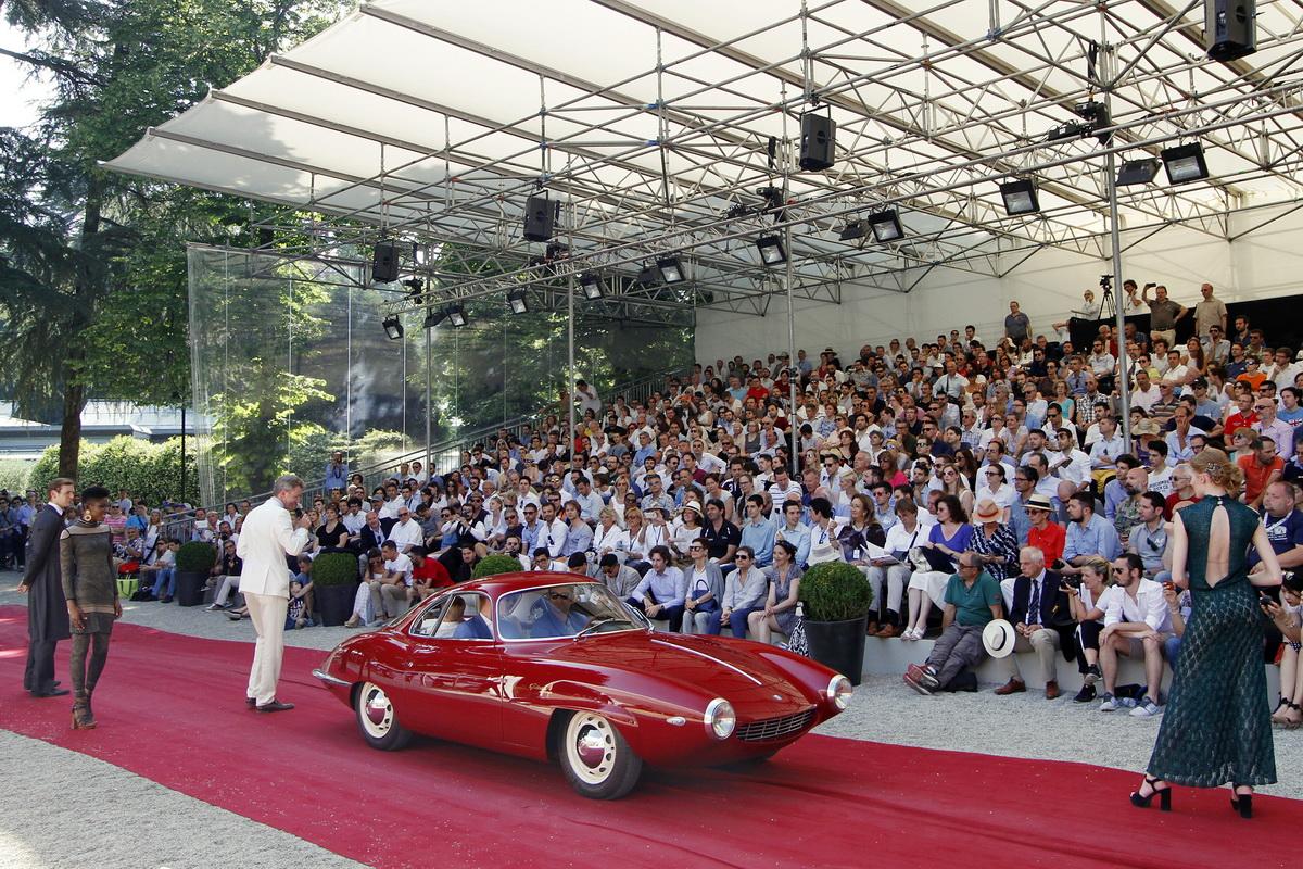 Concorso d'Eleganza Ville d'Este 2017 - drugi dan