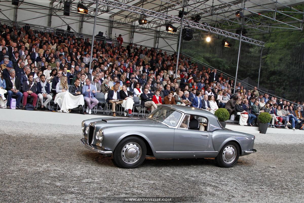 Lancia Aurelia B24S Convertible, Pinin Farina