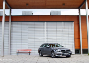 Mercedes-Benz C 220d karavan Avantgarde-Luxury 2016 - zunanjost