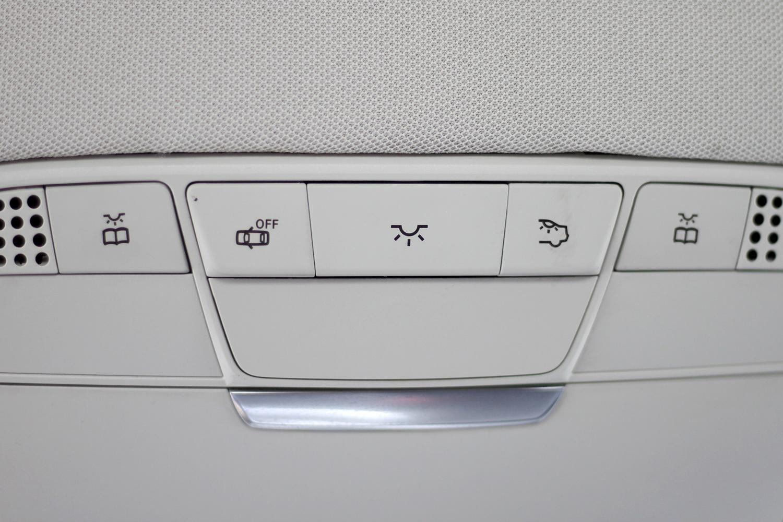 Mercedes-Benz C-razred 220d limuzina - stropna konzola