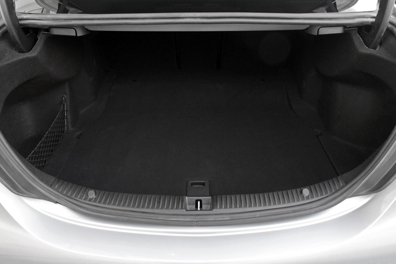 Mercedes-Benz C-razred 220d limuzina - prtljažnik