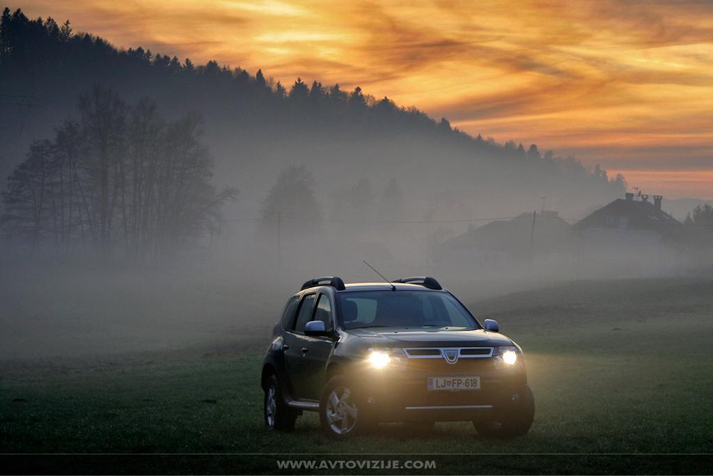 Dacia duster 1,5 DCi 4WD