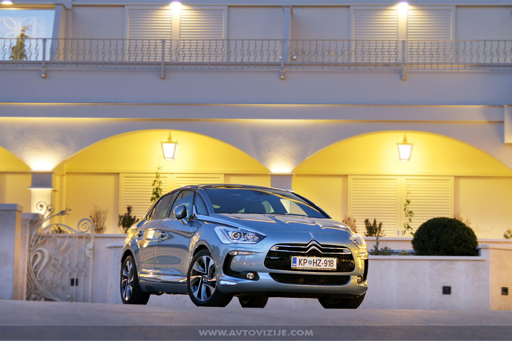 DS5 2,0 HDi
