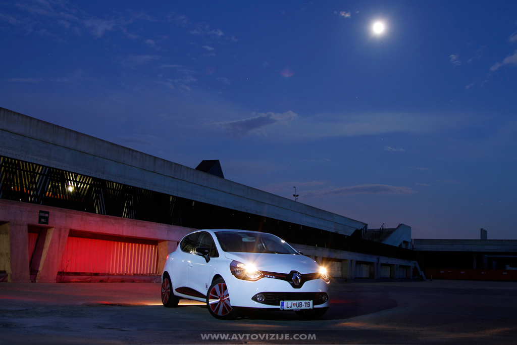 Renault clio techno feel