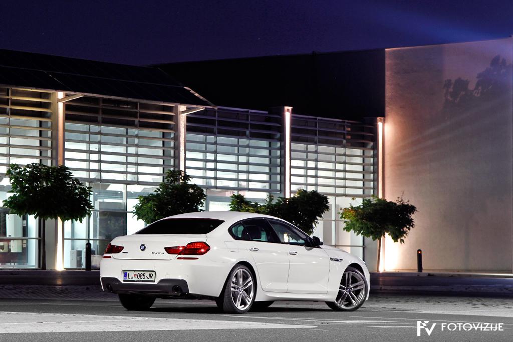 BMW 740d gran coupe