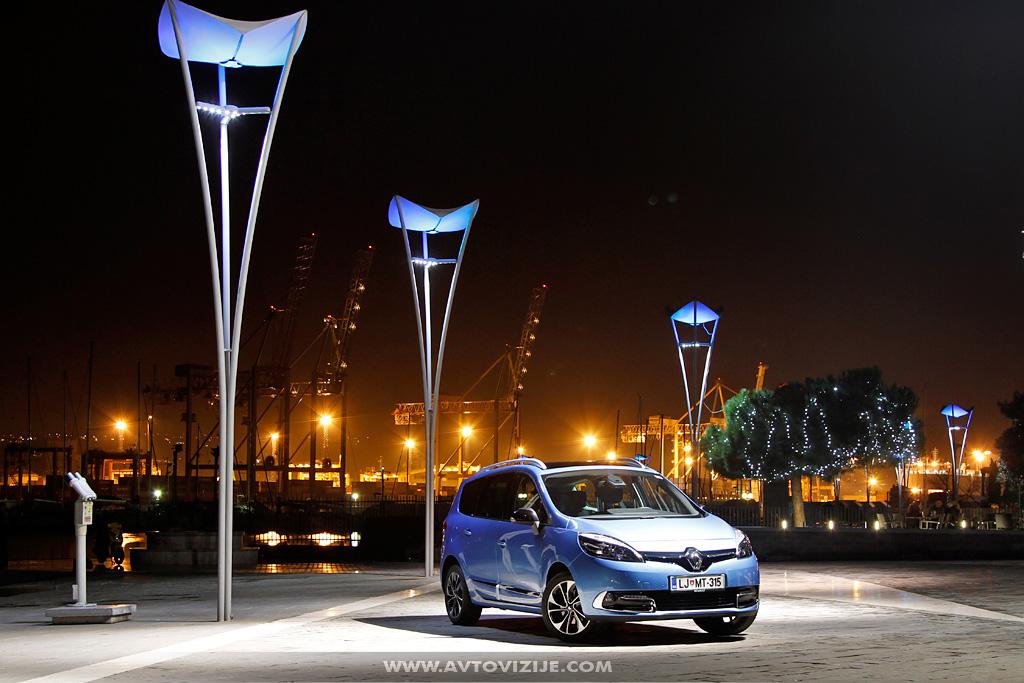 Renault scenic 1,6 dCi Bose