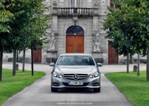 Mercedes-Benz E-razred