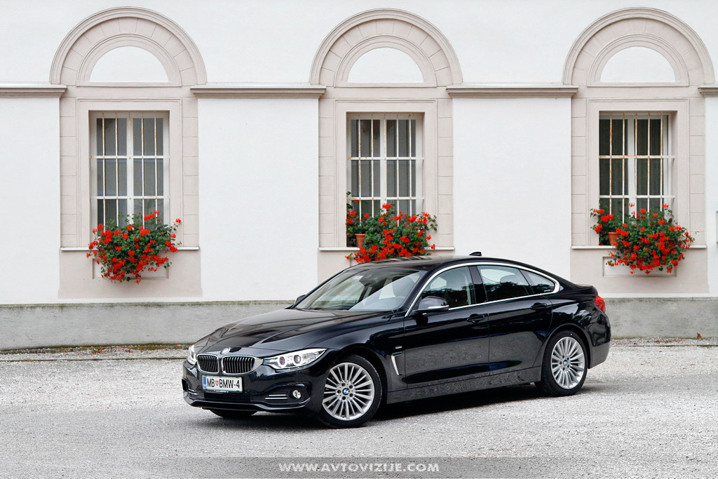 BMW serija 4 gran coupe