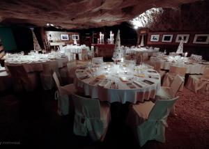 Barbarin večer v Podzemlju Pece