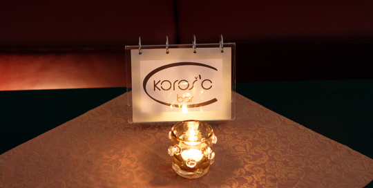 Detajl Koroš'c bar