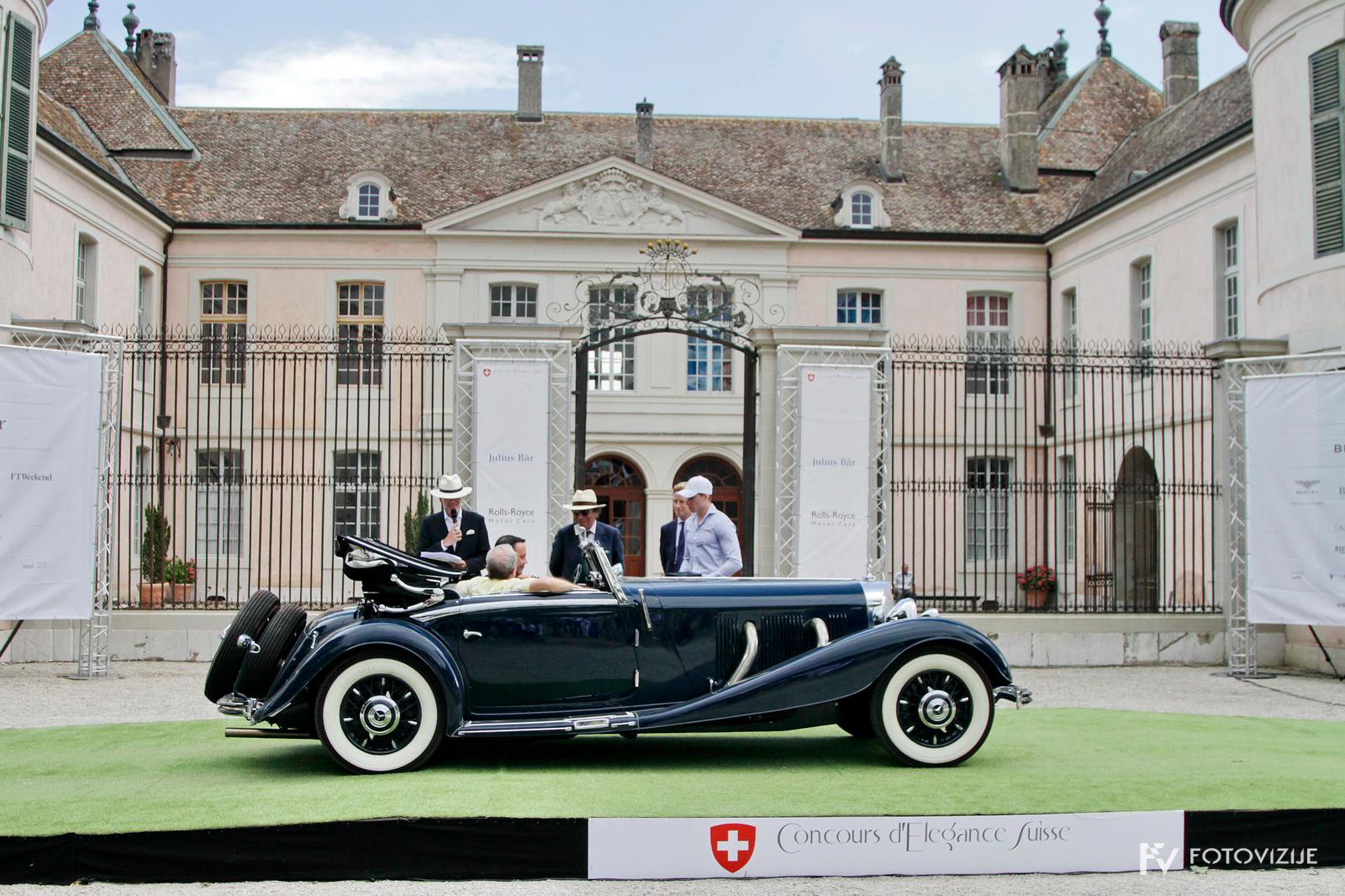 Concours d'Elegance Suisse 2018