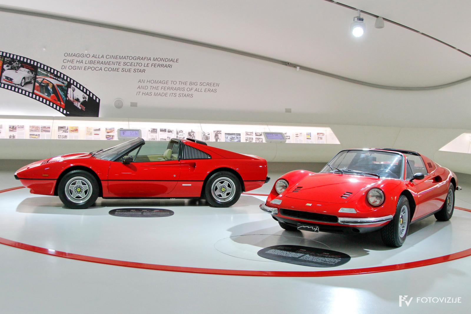 Museo Enzo Ferrari - Notte Bianca