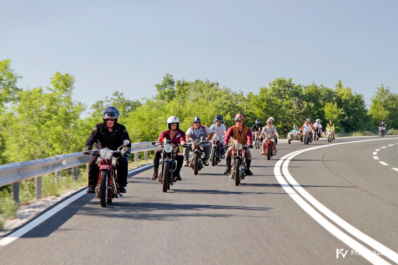FIVA world moto rally 2019, tretji dan