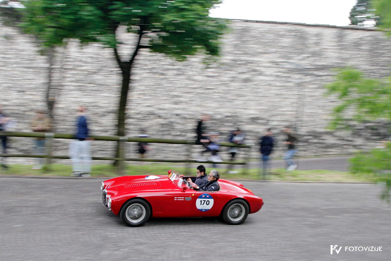 Fotografiranje dirke Mille Miglia 2019 - prvi dan