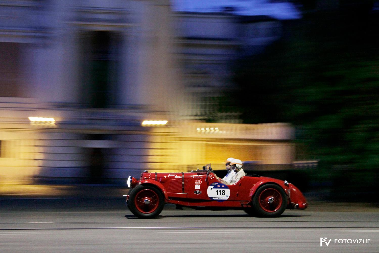 Fotografiranje dirke Mille Miglia 2019 - drugi dan