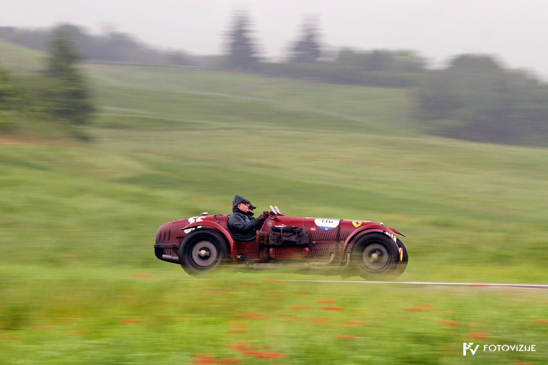 Fotografiranje dirke Mille Miglia 2019 - tretji dan