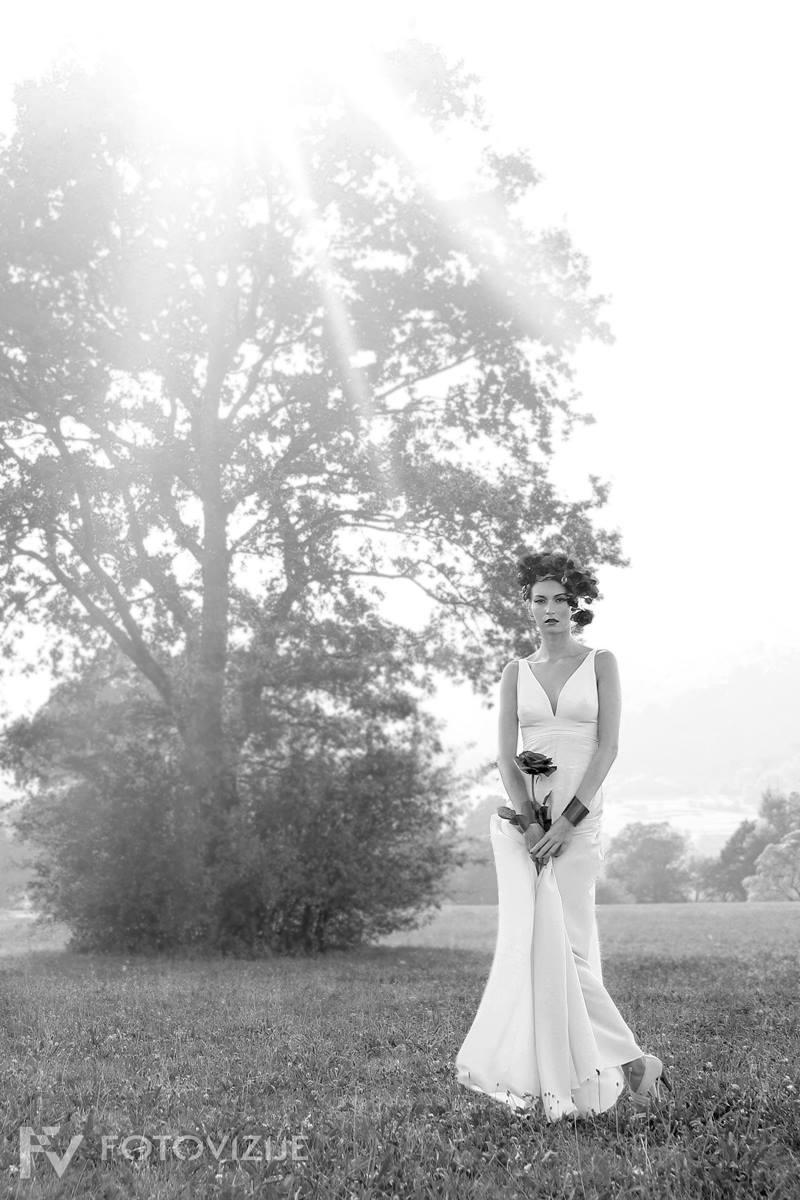 Elegantno-romantična Patricija (styling Margaret 88 design)
