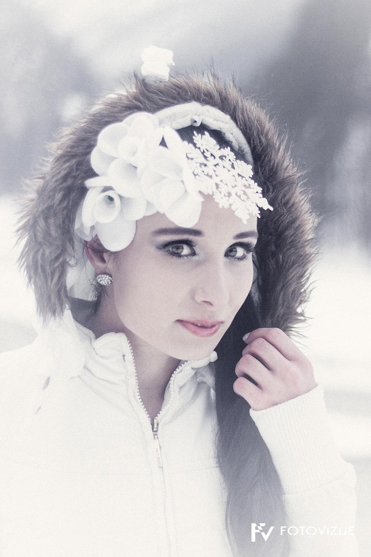 Ana Kersnik Žvab v zimski pravljici