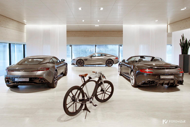 Noordung v Aston Martinu St. Gallen