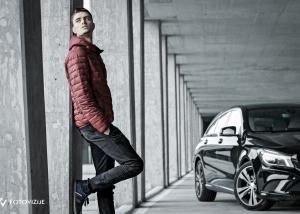 Fotografiranje moškega modela, Peter Levart