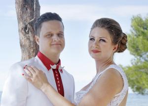 Poroka Alje in Žige