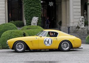 Ferrari 250 GT SWB Berlinetta Competizione, Scaglietti