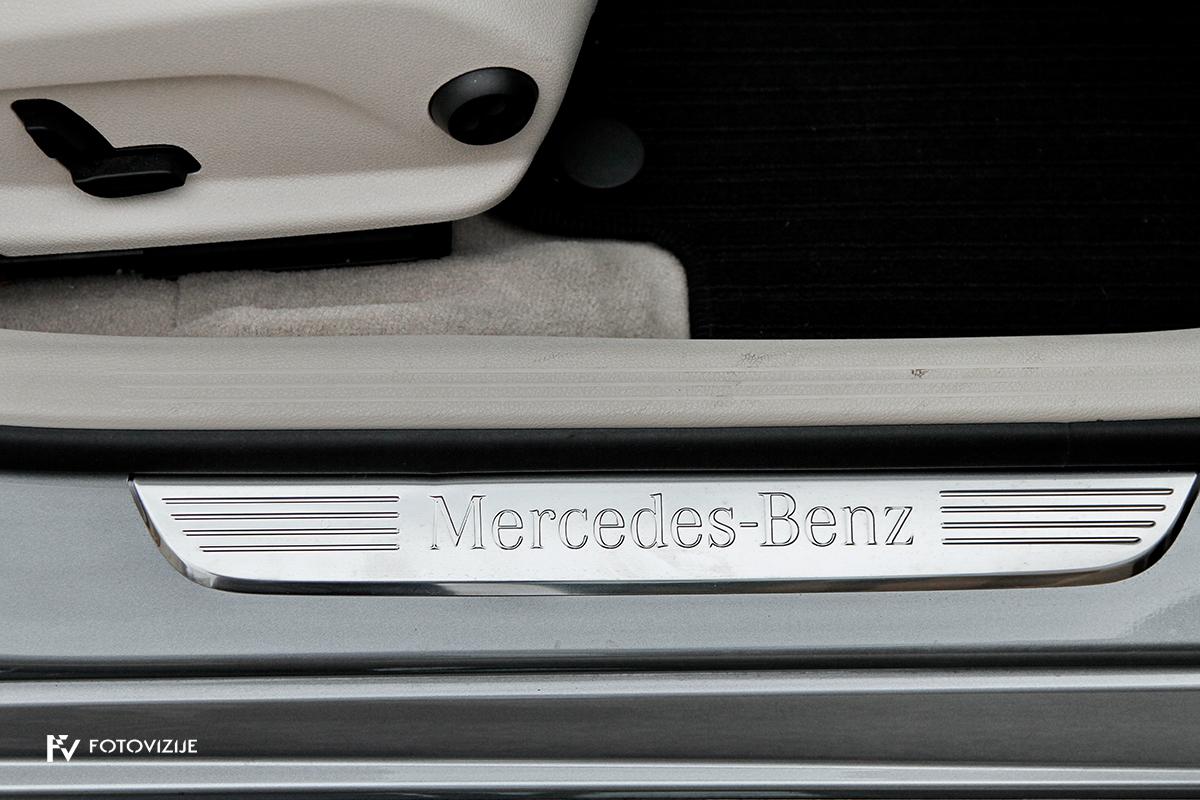 Mercedes-Benz C 220d karavan Avantgarde-Luxury 2016 - kromirana letev praga vrat