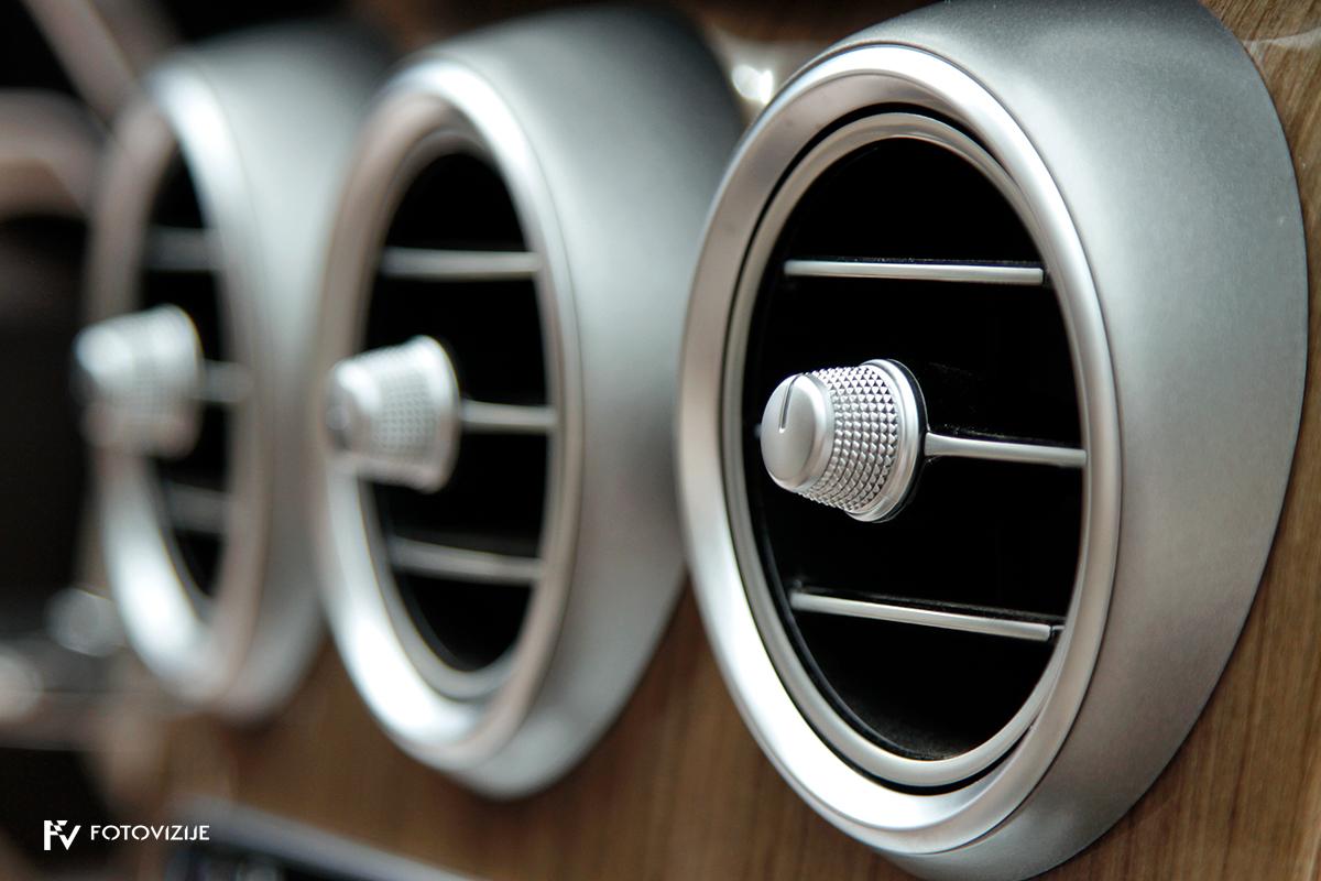 Mercedes-Benz C 220d karavan Avantgarde-Luxury 2016 - šobe ventilacije