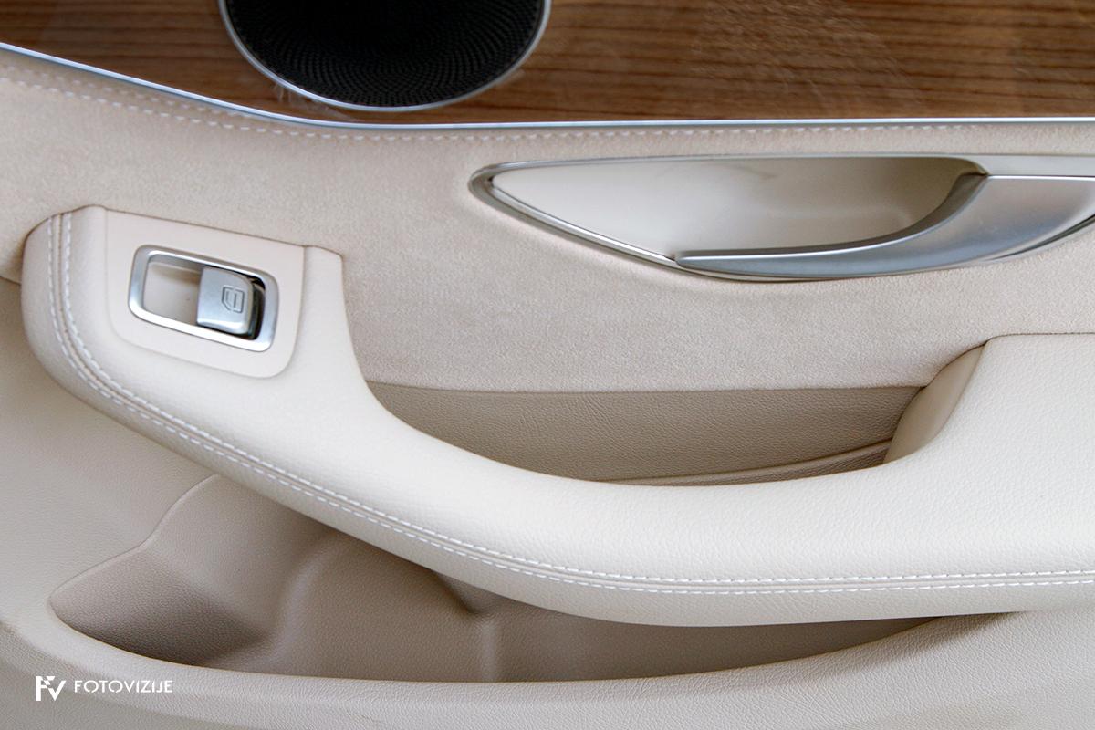 Mercedes-Benz C 220d karavan Avantgarde-Luxury 2016 - predal v zadnjih vratih
