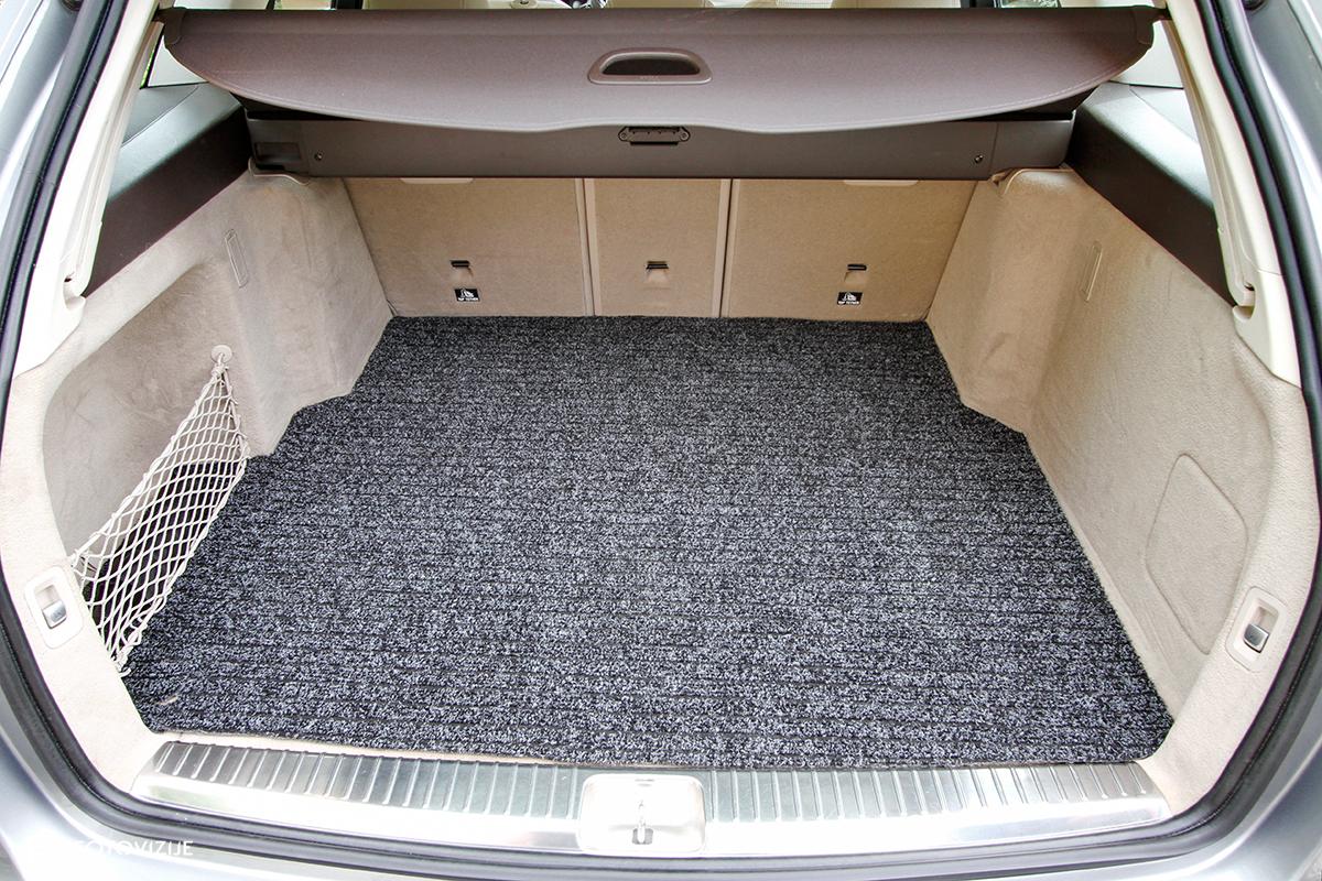 Mercedes-Benz C 220d karavan Avantgarde-Luxury 2016 - po meri narejena prevleka za zaščito prtljažnega dna