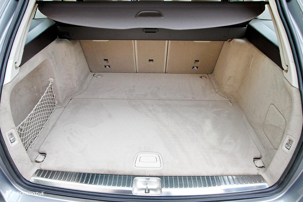 Mercedes-Benz C 220d karavan Avantgarde-Luxury 2016 - prtljažni prostor