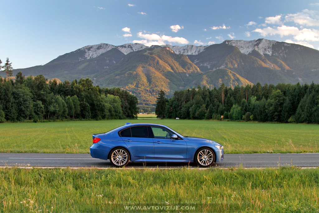 BMW 325d M-paket