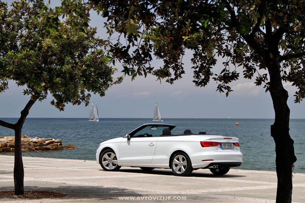 Audi A3 kabrio