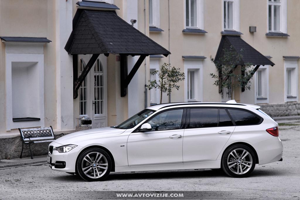 BMW serija 3 touring