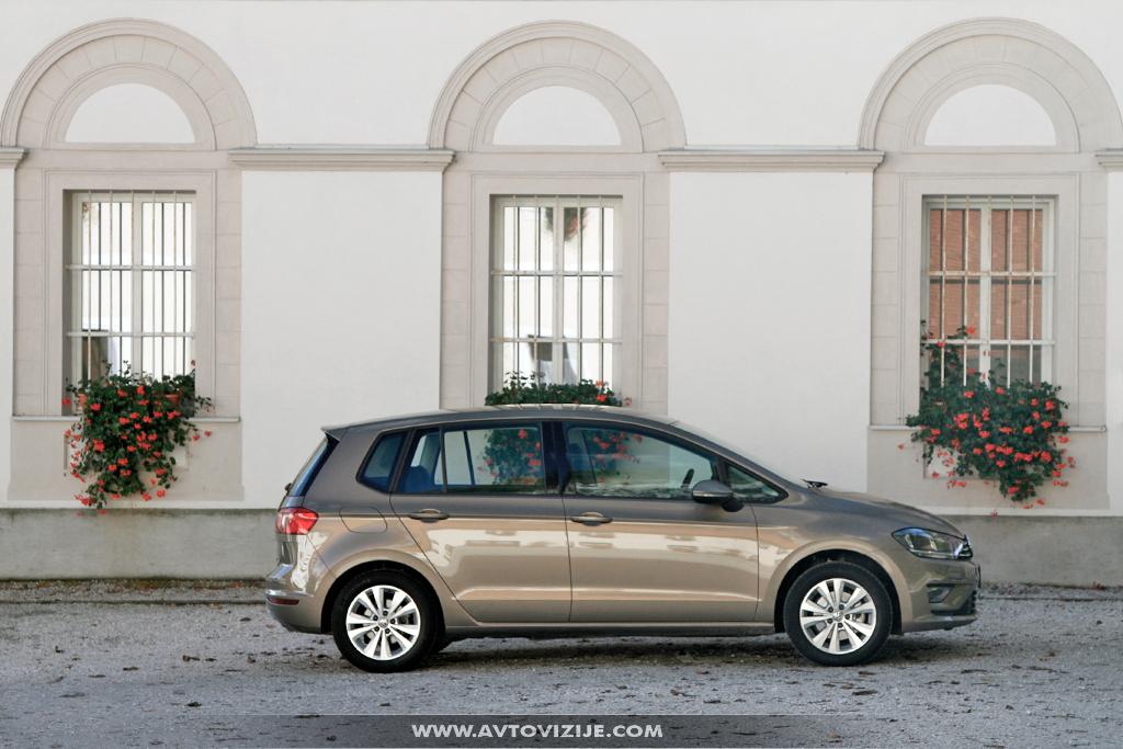 Volkswagen sportsvan