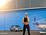 Mercedes, lepotica in letalo