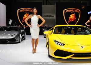 Fotografiranje avtomobilskih salonov
