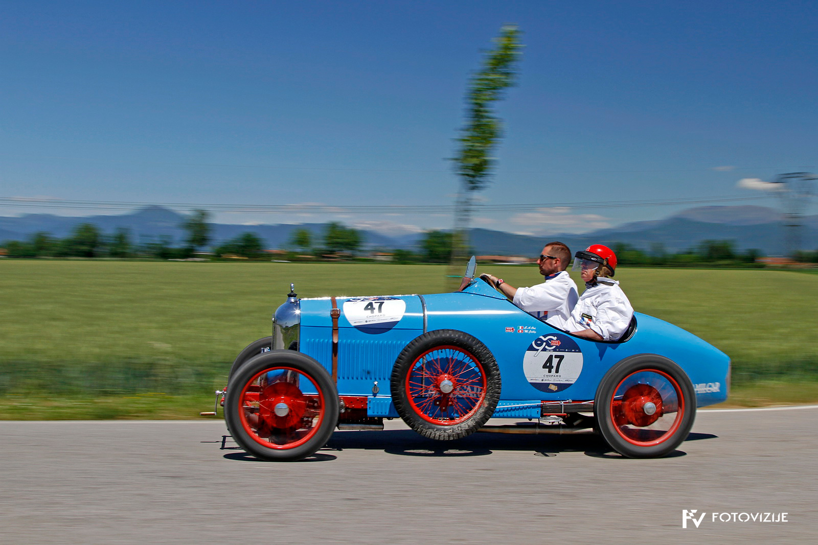 Zadnji dan dirke Mille Miglia 2017