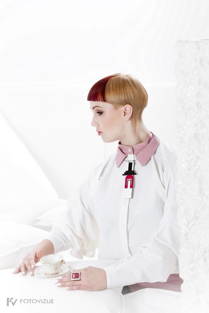 Fotografija frizerske kolekcije Geiko