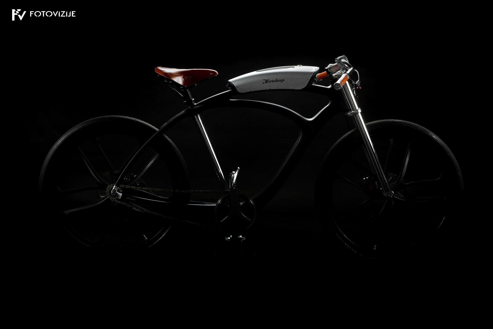 Fotografiranje električnega kolesa Noordung No. 01, 2016