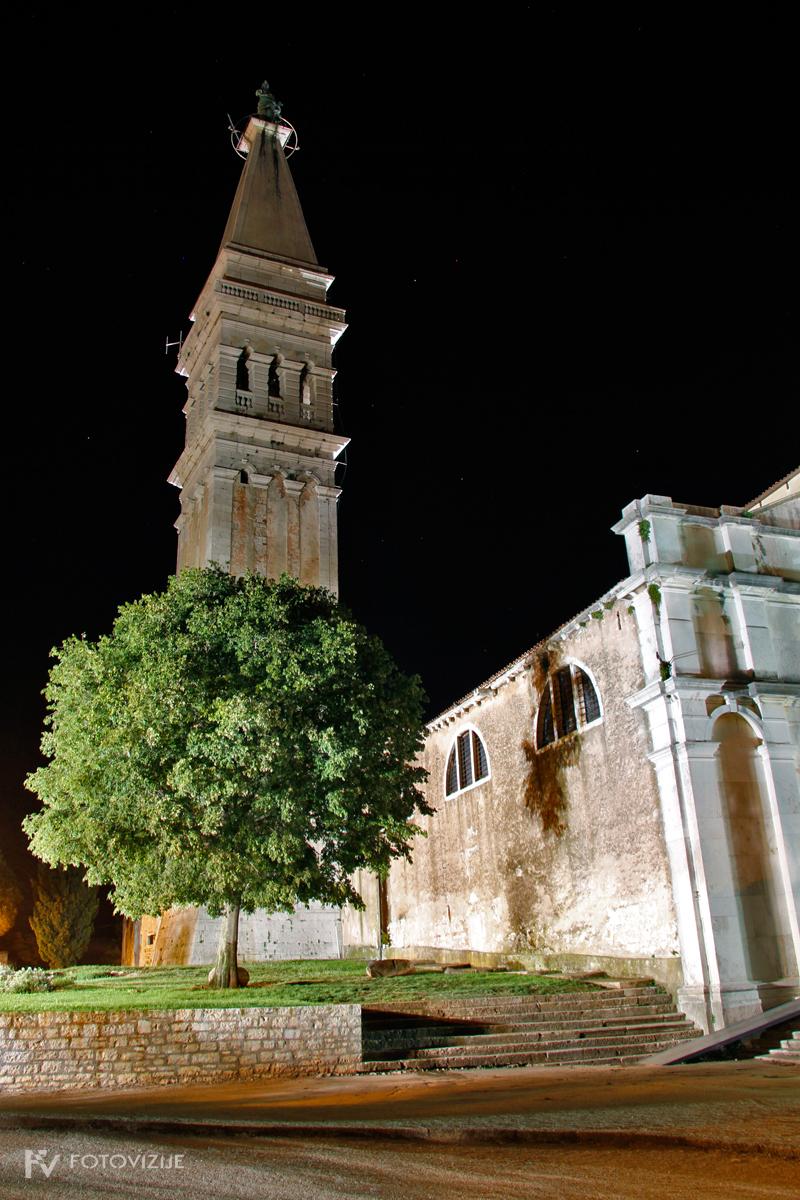 Cerkev v Rovinju
