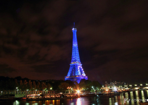 Pariz - Eifflov stolp