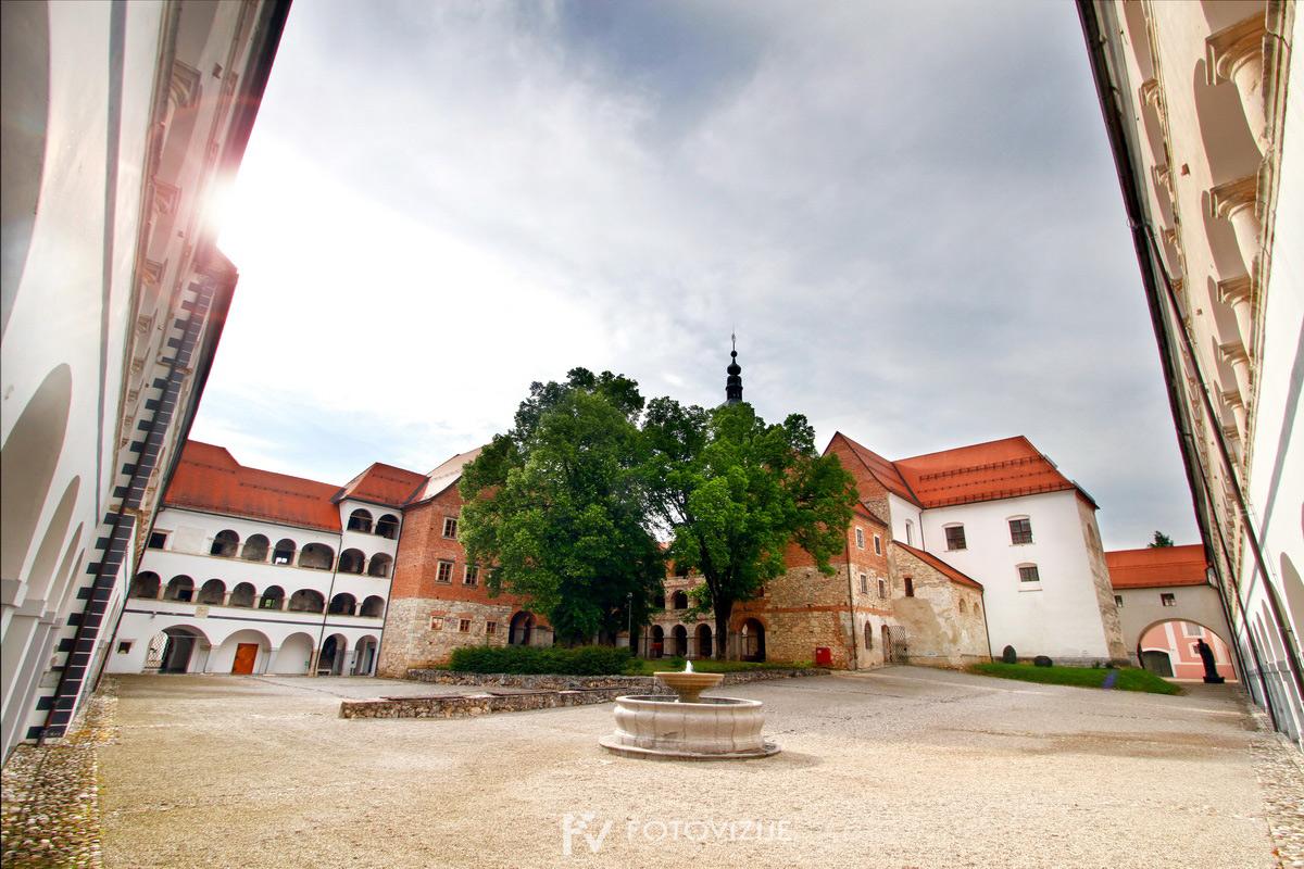 Samostan Kostanjevica na Krki